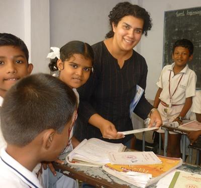 Volunteer teaching in India, Teach English Internationally with ...