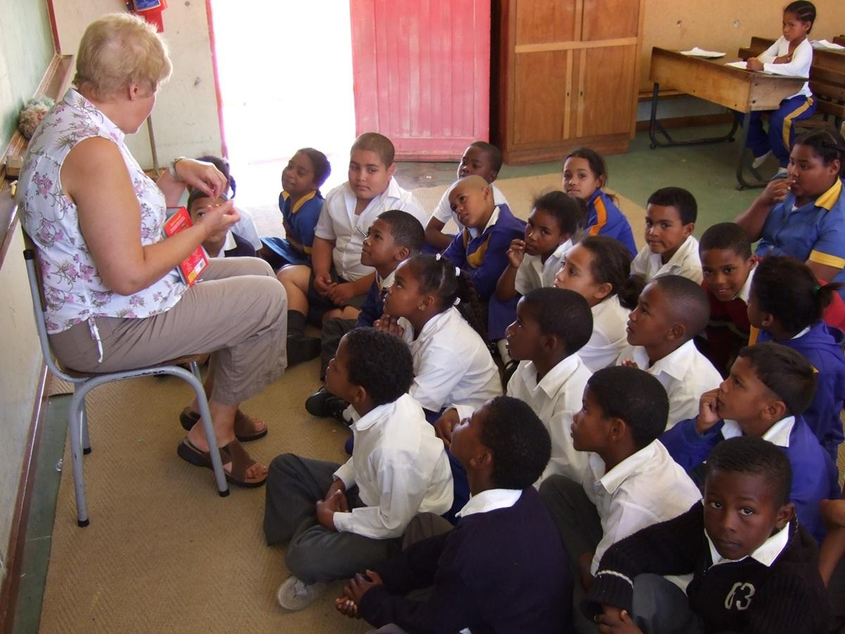 Volunteer teaching in South Africa, Teach English with Projects Abroad