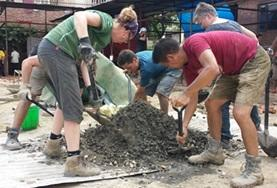 Volunteer General Building Projects <br /> Winter Break Trip