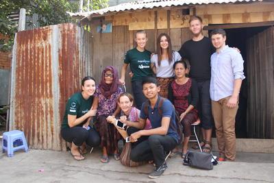 報讀高棉語課程,加強你跟柬埔寨寄宿家庭的生活關係