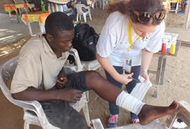 Volunteer 医疗及保健项目