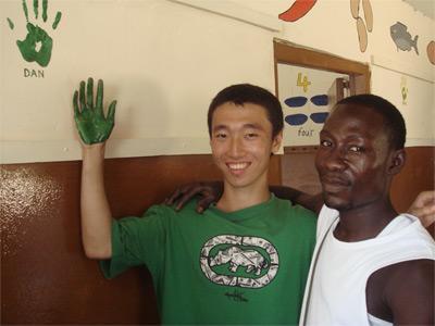 加納社區關愛高中生義工營